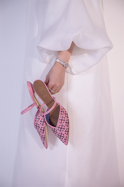 Malone Souliers and Fashion Trust Arabia 1