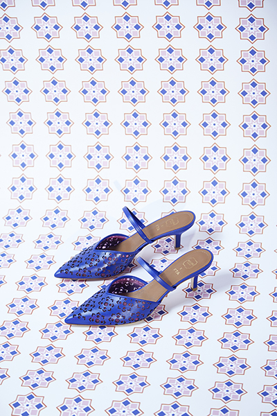 Malone Souliers and Fashion Trust Arabia 2