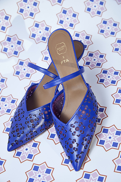 Malone Souliers and Fashion Trust Arabia 4
