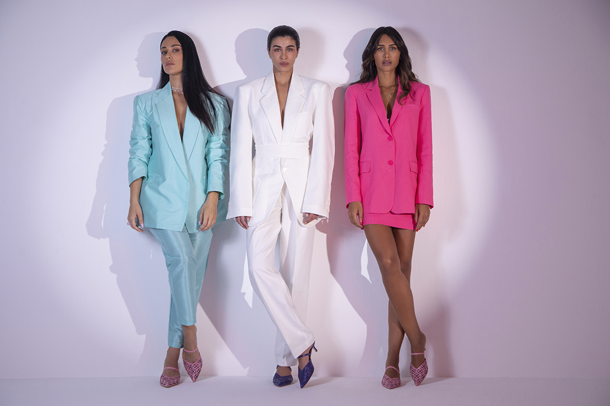 Malone Souliers and Fashion Trust Arabia