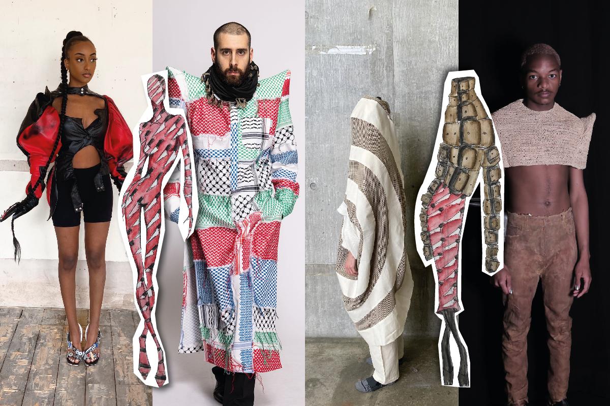 Weird men's fashion